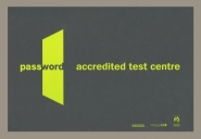 password accredited test centre
